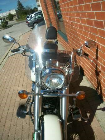1998 Yamaha V-STAR 650 CLASSIC Photo 11 of 28
