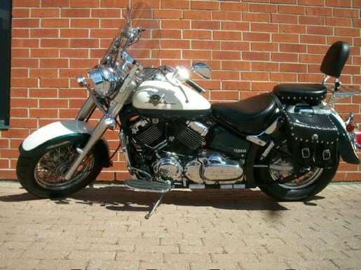 1998 Yamaha V-STAR 650 CLASSIC Photo 15 of 28