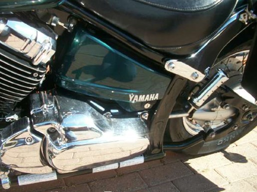 1998 Yamaha V-STAR 650 CLASSIC Photo 18 of 28