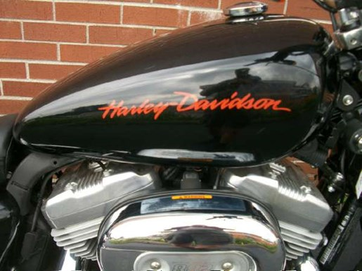 2011 Harley-Davidson Sportster 883 SuperLow Photo 3 of 33