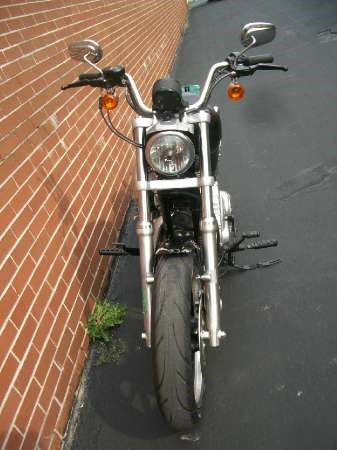 2011 Harley-Davidson Sportster 883 SuperLow Photo 14 of 33