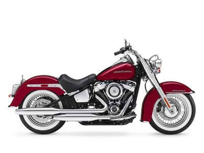 2018 Harley-Davidson FLDE - Softail® Deluxe Photo 1 of 1