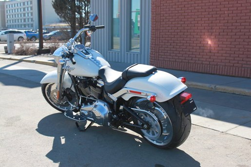 2018 Harley-Davidson FLFBS - Softail® Fat Boy® 114 Photo 2 of 6