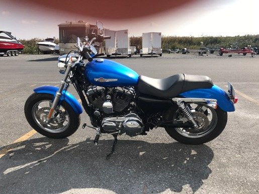 2014 Harley-Davidson Sportster XL 1200 Photo 4 of 8