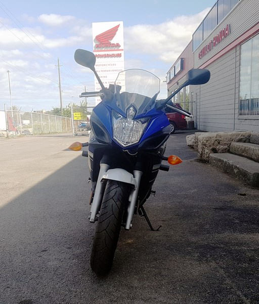 2013 Yamaha FZ®6R Photo 2 of 5