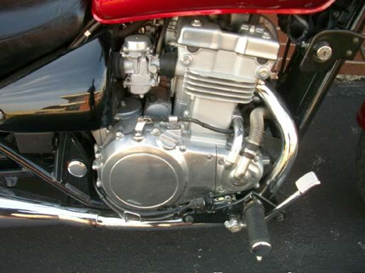 2006 Kawasaki Vulcan 500 LTD Photo 5 of 26