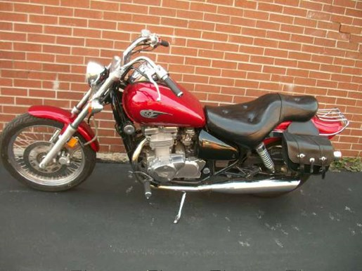 2006 Kawasaki Vulcan 500 LTD Photo 14 of 26