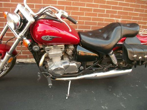 2006 Kawasaki Vulcan 500 LTD Photo 15 of 26