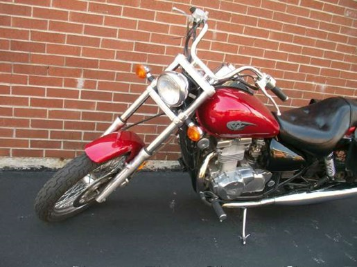 2006 Kawasaki Vulcan 500 LTD Photo 16 of 26