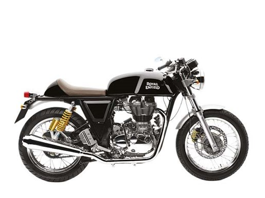 2017 Royal Enfield Continental GT - Black Photo 1 of 2