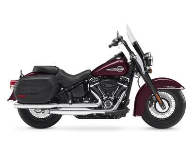 2018 Harley-Davidson FLHCS - Softail® Heritage Classic 114 Photo 1 of 1