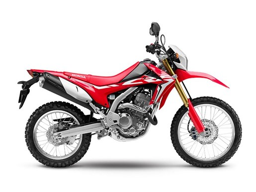 2017 Honda CRF250L Photo 1 of 1