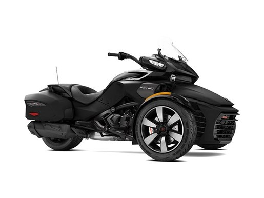 2017 Can-Am Spyder® F3-T 6-Speed Semi-Automatic (SE6) Photo 1 of 1