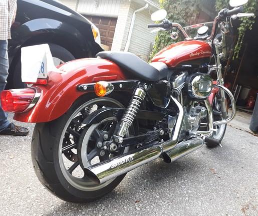 2013 Harley-Davidson 883 Sportster XL Photo 3 of 4
