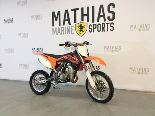 ktm 85 sx 2014 used motorcycle for sale in st mathias quebec. Black Bedroom Furniture Sets. Home Design Ideas