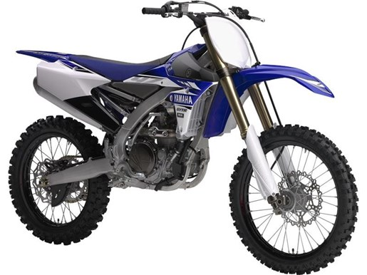 2017 Yamaha YZ450F Yamaha Racing Blue Photo 1 of 1
