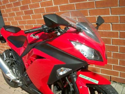 2013 Kawasaki Ninja 300 Photo 2 of 18