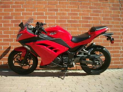 2013 Kawasaki Ninja 300 Photo 11 of 18