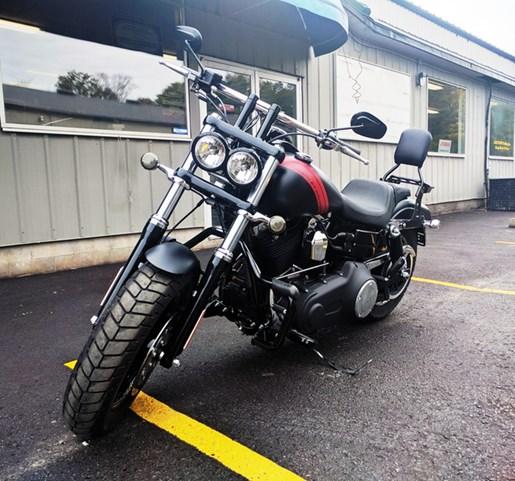 2016 Harley-Davidson FXDF - Dyna® Fat Bob® Photo 1 of 16