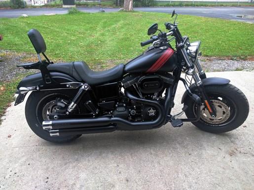 2016 Harley-Davidson FXDF - Dyna® Fat Bob® Photo 10 of 16