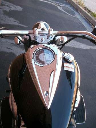 2009 Yamaha V-Star 950 Photo 15 of 33