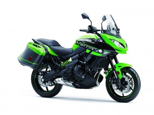 kawasaki versys 650 abs lt se green 2018 new motorcycle for sale in st mathias quebec. Black Bedroom Furniture Sets. Home Design Ideas