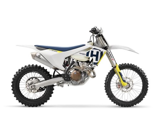 2018 Husqvarna FX 350 Photo 1 of 1