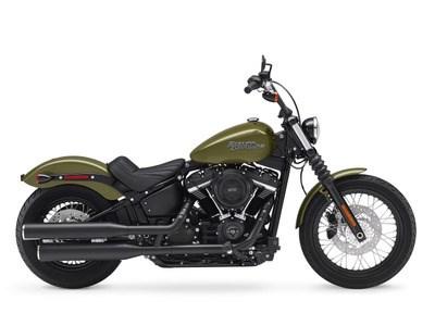 2018 Harley-Davidson FXBB - Softail® Street Bob® Photo 1 of 1