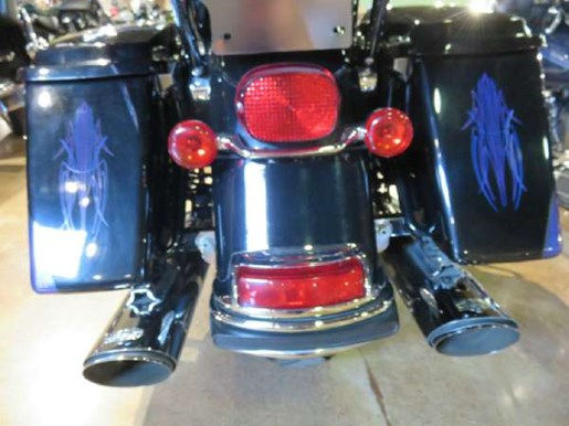 2010 Harley-Davidson Electra Glide Ultra Limited Photo 8 of 11