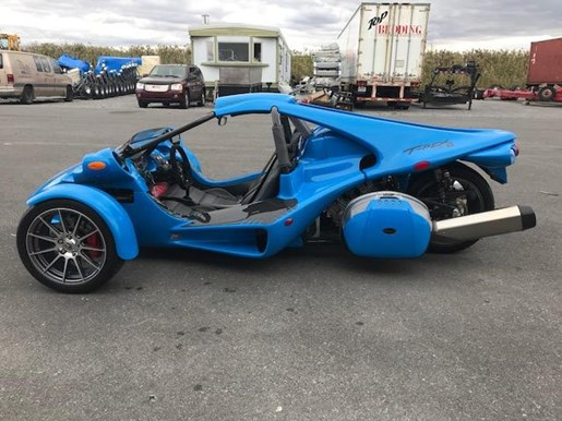 campagna t rex 16 sp 2017 used motorcycle for sale in st. Black Bedroom Furniture Sets. Home Design Ideas