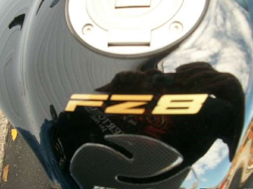 2011 Yamaha FZ8 Photo 19 of 34