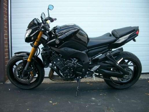 2011 Yamaha FZ8 Photo 22 of 34
