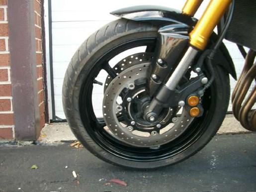 2011 Yamaha FZ8 Photo 27 of 34