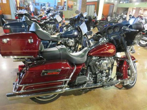 2008 Harley-Davidson Electra Glide Classic Photo 1 of 6