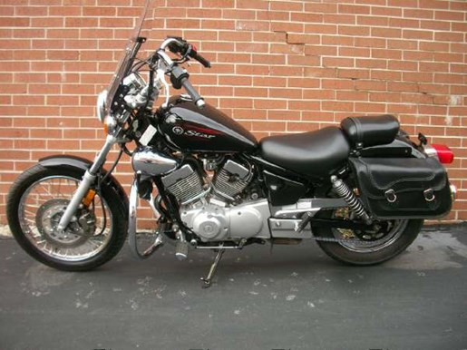 Yamaha v star 250 2010 used motorcycle for sale in toronto for Yamaha v star 250 for sale
