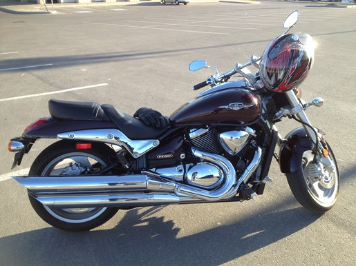 2010 Suzuki Boulevard M90 Photo 3 of 6
