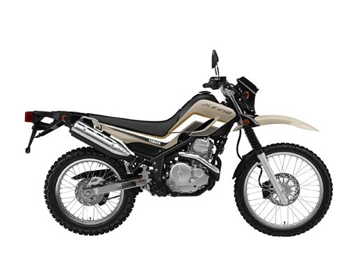 2018 Yamaha XT250 Photo 1 of 2