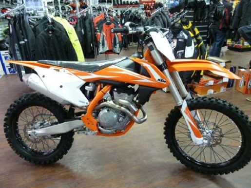 2018 KTM 350 SX-F Photo 1 of 4