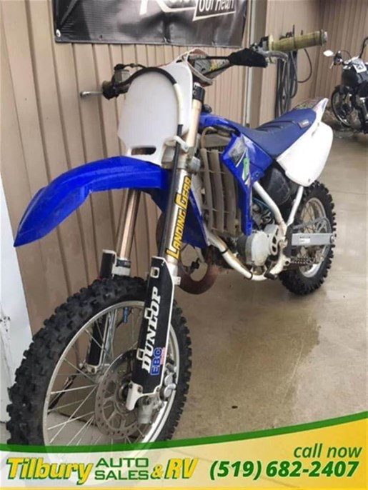 2013 Yamaha YZ85 Photo 3 of 5