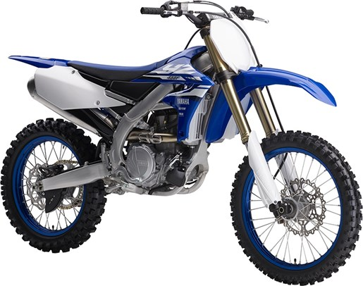 2018 Yamaha YZ450F Photo 1 of 1