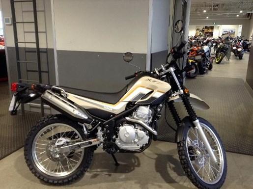 2018 Yamaha XT250 Photo 3 of 3