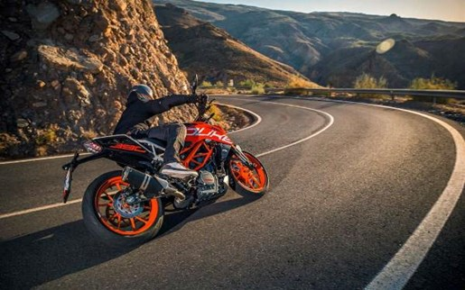 2018 KTM 390 Duke Photo 1 of 1