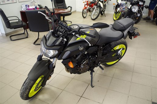 2018 Yamaha MT07AJG MT-07 Photo 1 of 8