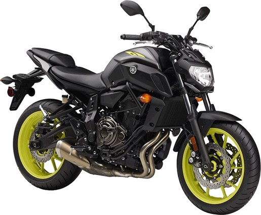 2018 Yamaha MT07AJG MT-07 Photo 7 of 8