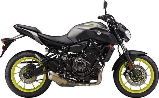 2018 Yamaha MT07AJG MT-07 Photo 8 of 8