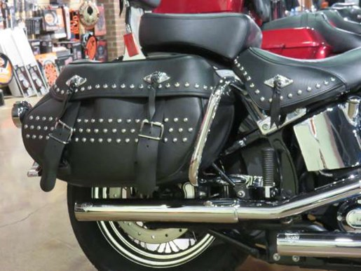 2010 Harley-Davidson Heritage Softail Classic Photo 3 of 8