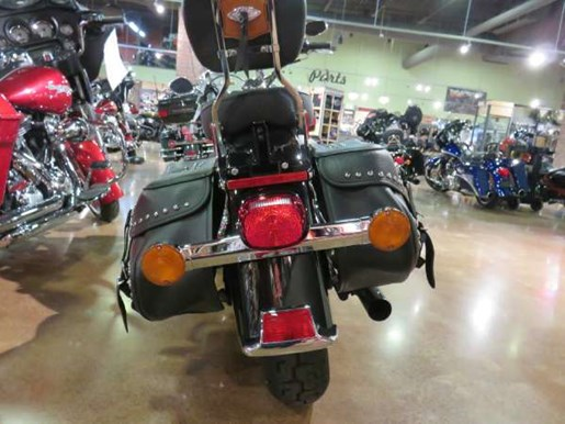 2010 Harley-Davidson Heritage Softail Classic Photo 4 of 8
