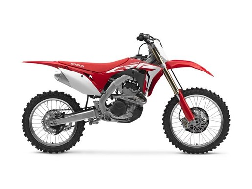 2018 Honda CRF250R Photo 1 of 2