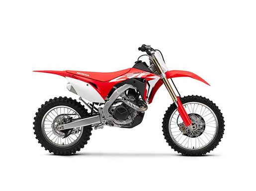 2018 Honda CRF450RX Photo 2 of 2