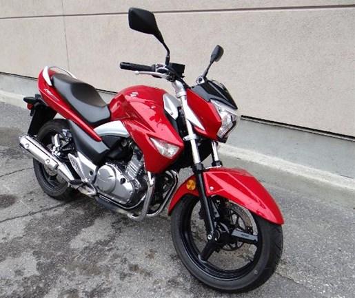 2013 Suzuki GW250 Photo 6 of 6